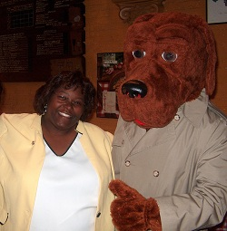 McGruff and Michelle