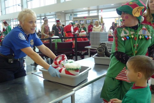 Preparing for TSA during the holiday season