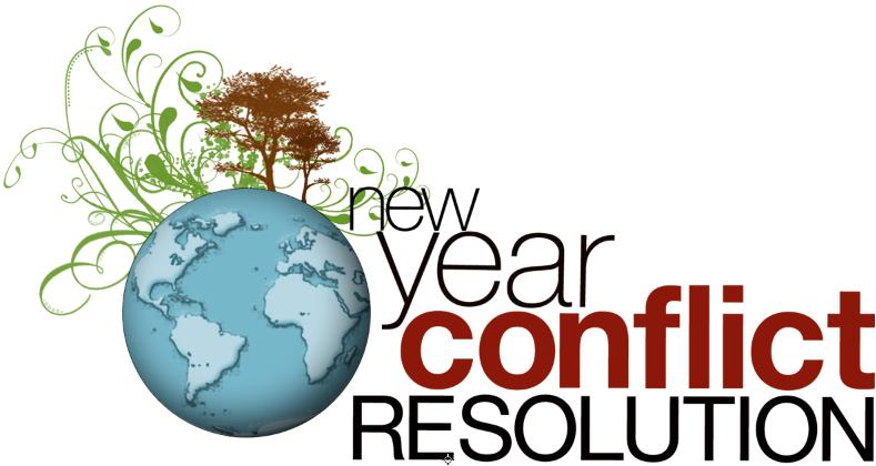 New Year Conflict Resolution