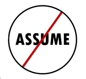 assume1