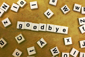 Goodbye (AttributionRequired)