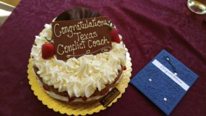 TCC Congrats Cake