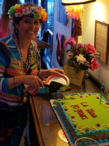 Judy - La Taza 10 years